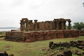 Ruins of the Mahabharata Era