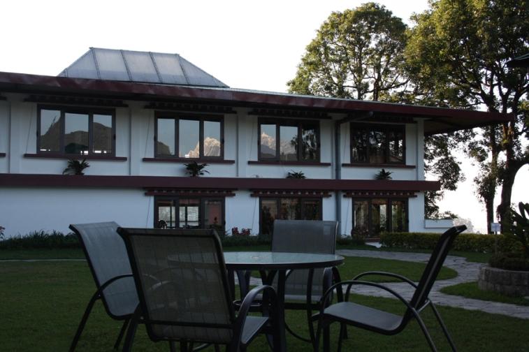 ITC Hotel_Kanchenjunga peaks