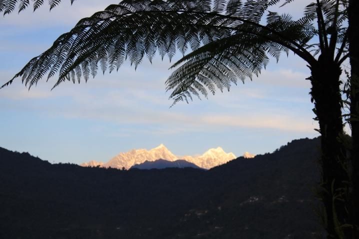 Mt. Kanchenjunga_Sikkim