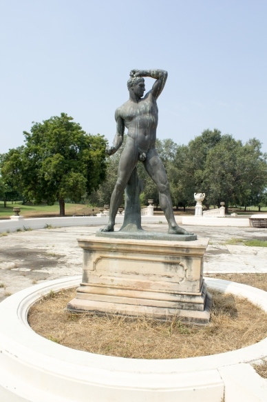 Sculpture_Laxminiwas Palace_Vadodara