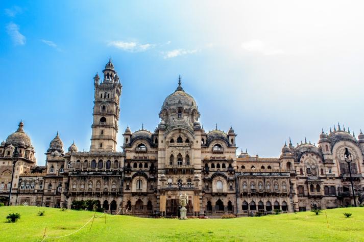 Vadodara_Laxmi Niwas Palace
