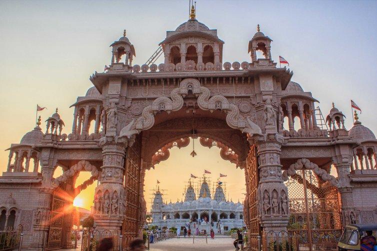SwamiNarayan Temple_Bhuj