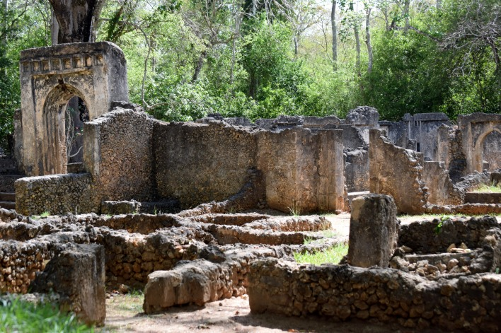 Gedi Ruins are like a closed book on Kenya whose chapters have not been read