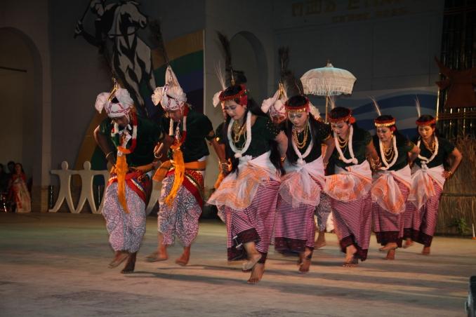 Manipuri dance_Imphal