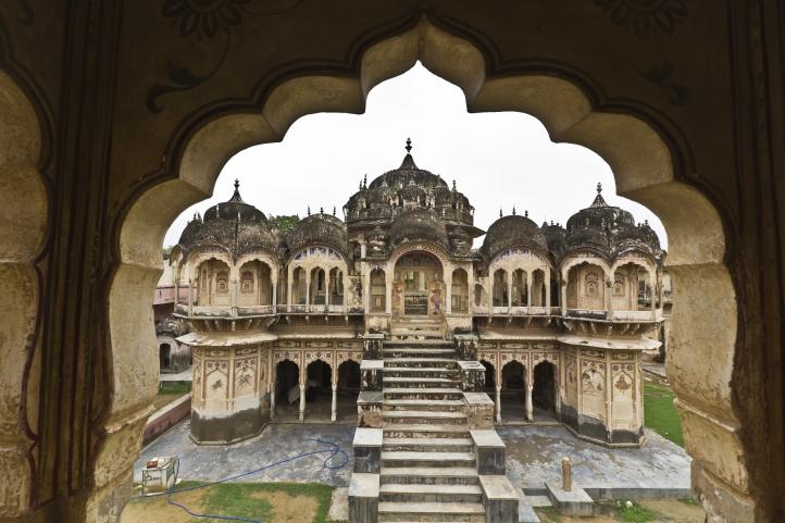 Ramgarh's cenotaph