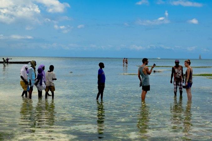 Tourists_Nungwi@Zanzibar