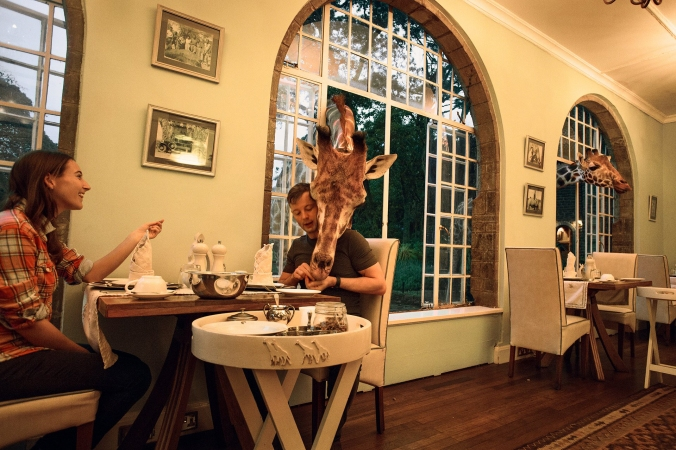 Giraffe Manor2250