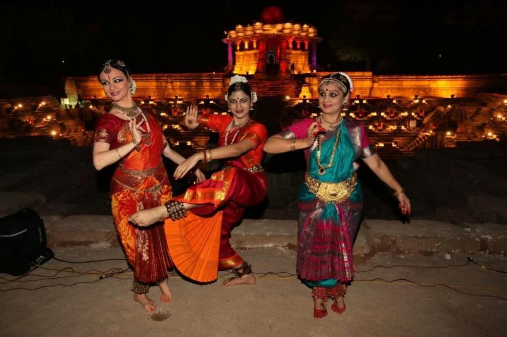 Dance@Sun Temple Modhera_Gujarat