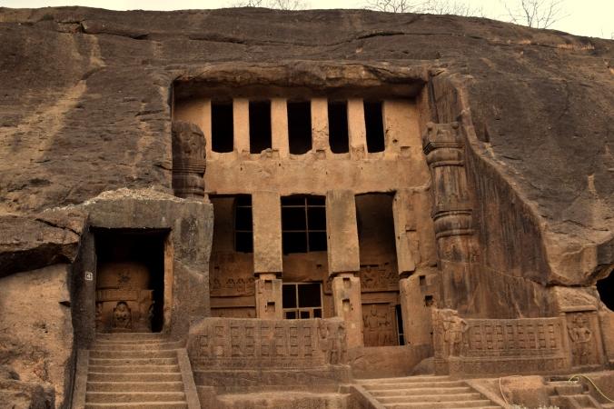 Kanheri caves trail_Sanjay Gandhi Park_Mumbai