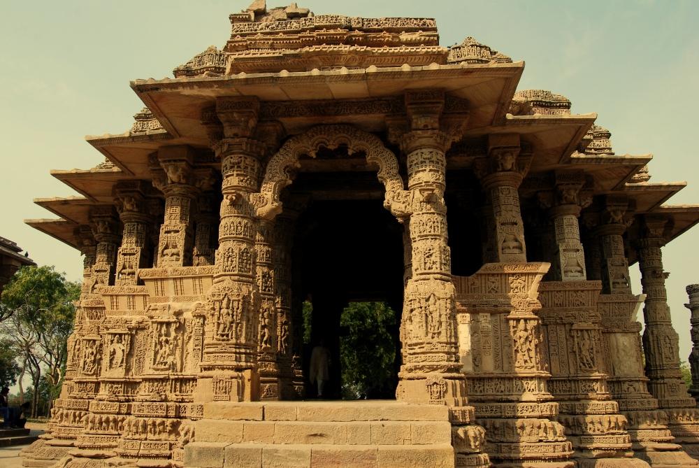 Pillars@Sun Temple Modhera