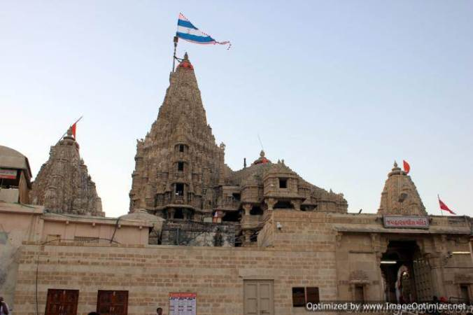 Dwarka Temple