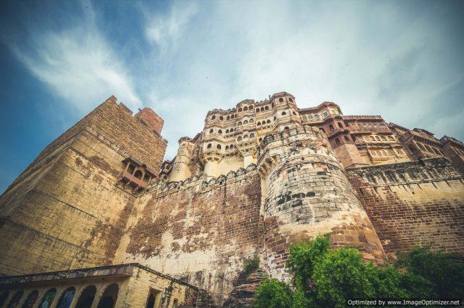 Mehrangarh Fort_Jodhpur II