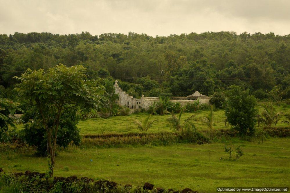 Olaulim village_Goan village