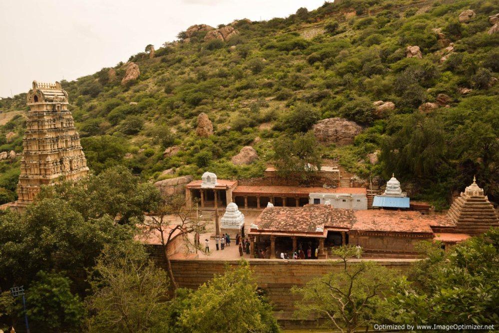 view-from-top_yagunti-temple_kurnool