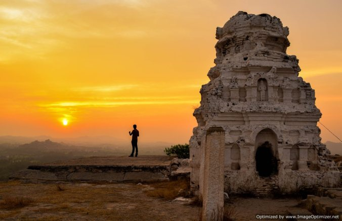 evening-at-hampi