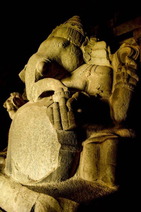 Monolithic Ganesha