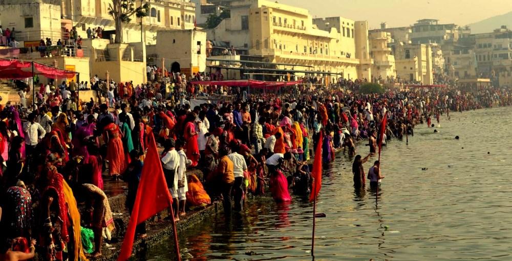 Ghat_Pushkar