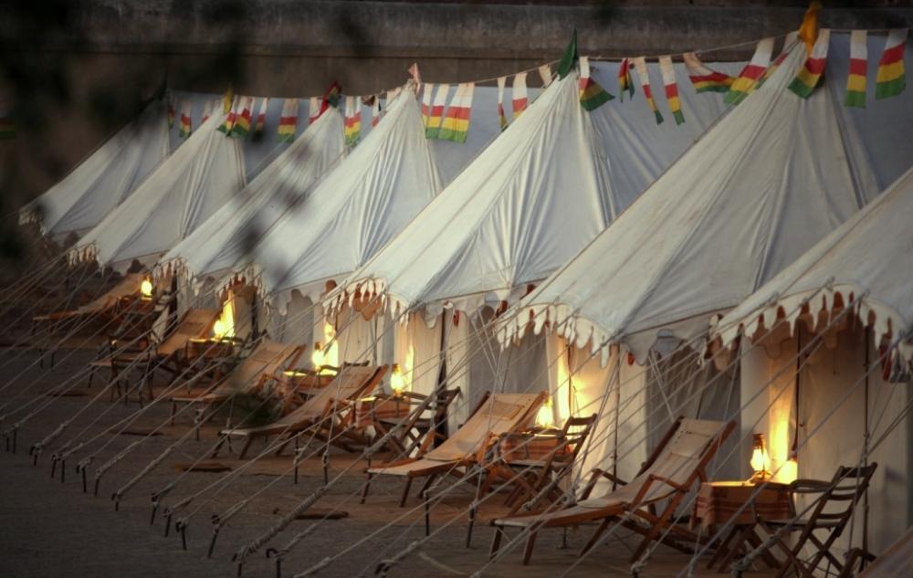 Luxury tents_Nagaur
