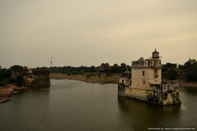 Padmini lake_Chittorgarh