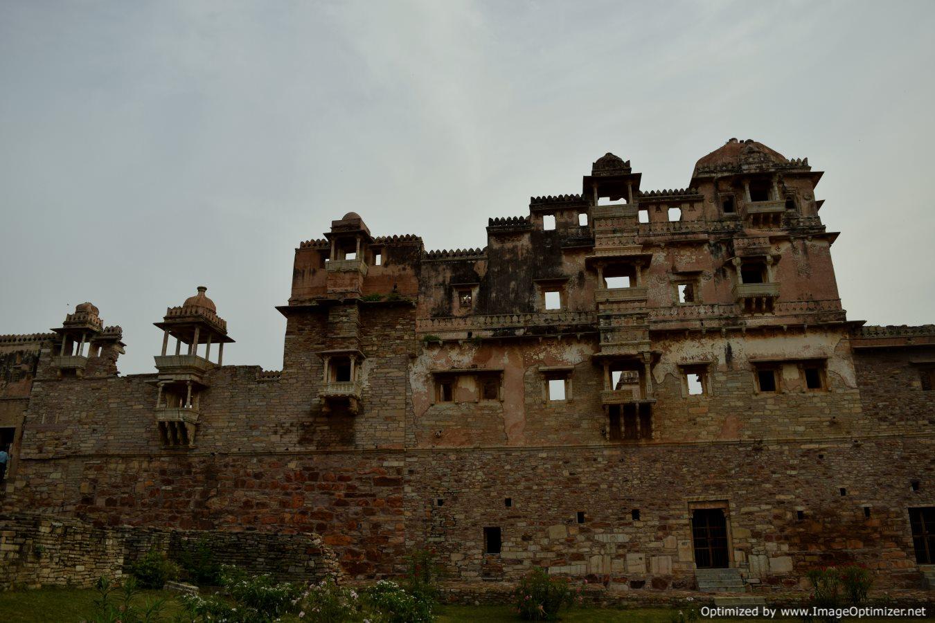 RanaKumbha Palace_Chittorgarh