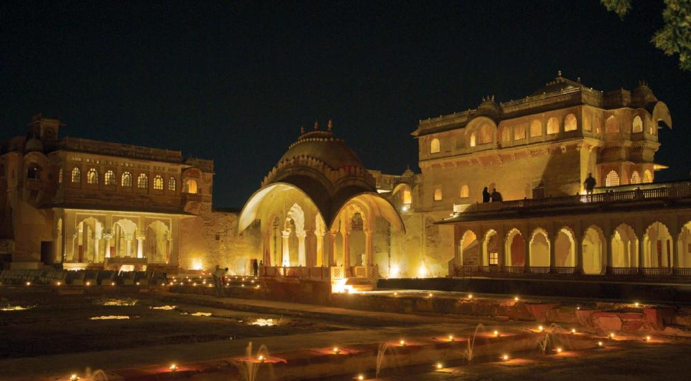 Ranvas Palace_Nagaur