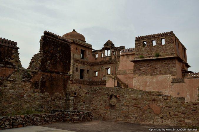 Ruins_Chittorgarh Fort