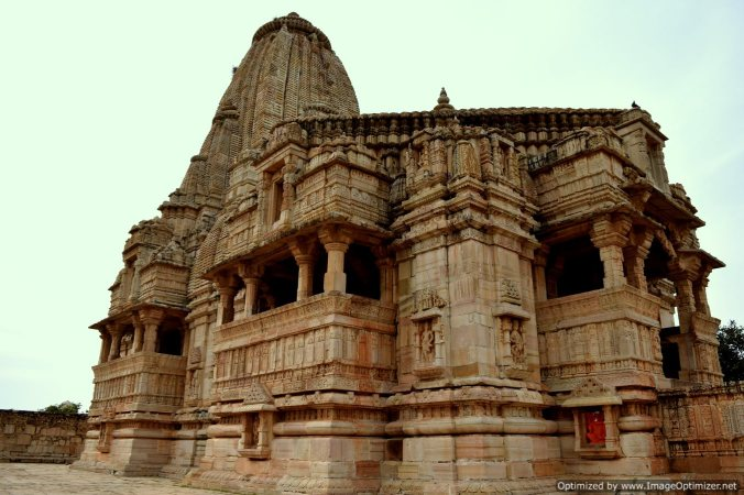 Sacred temple in Chittorgarh