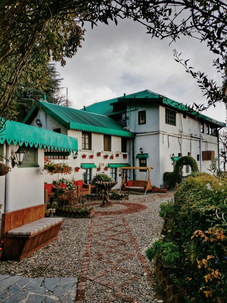 Rokeby Manor in Landour