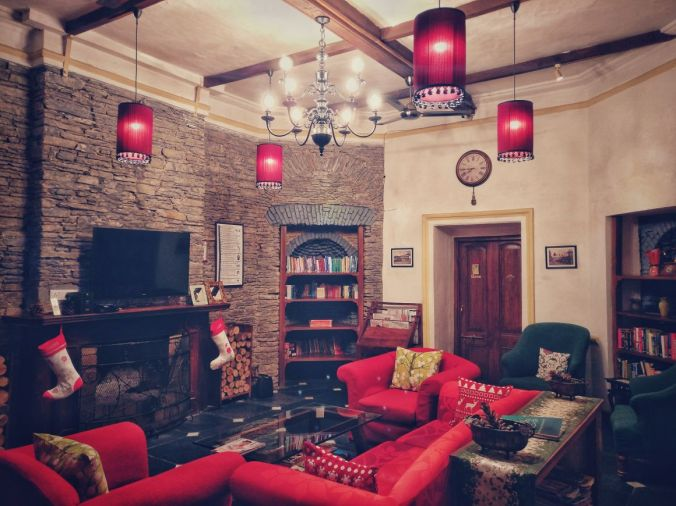 Rokeby Manor_common room