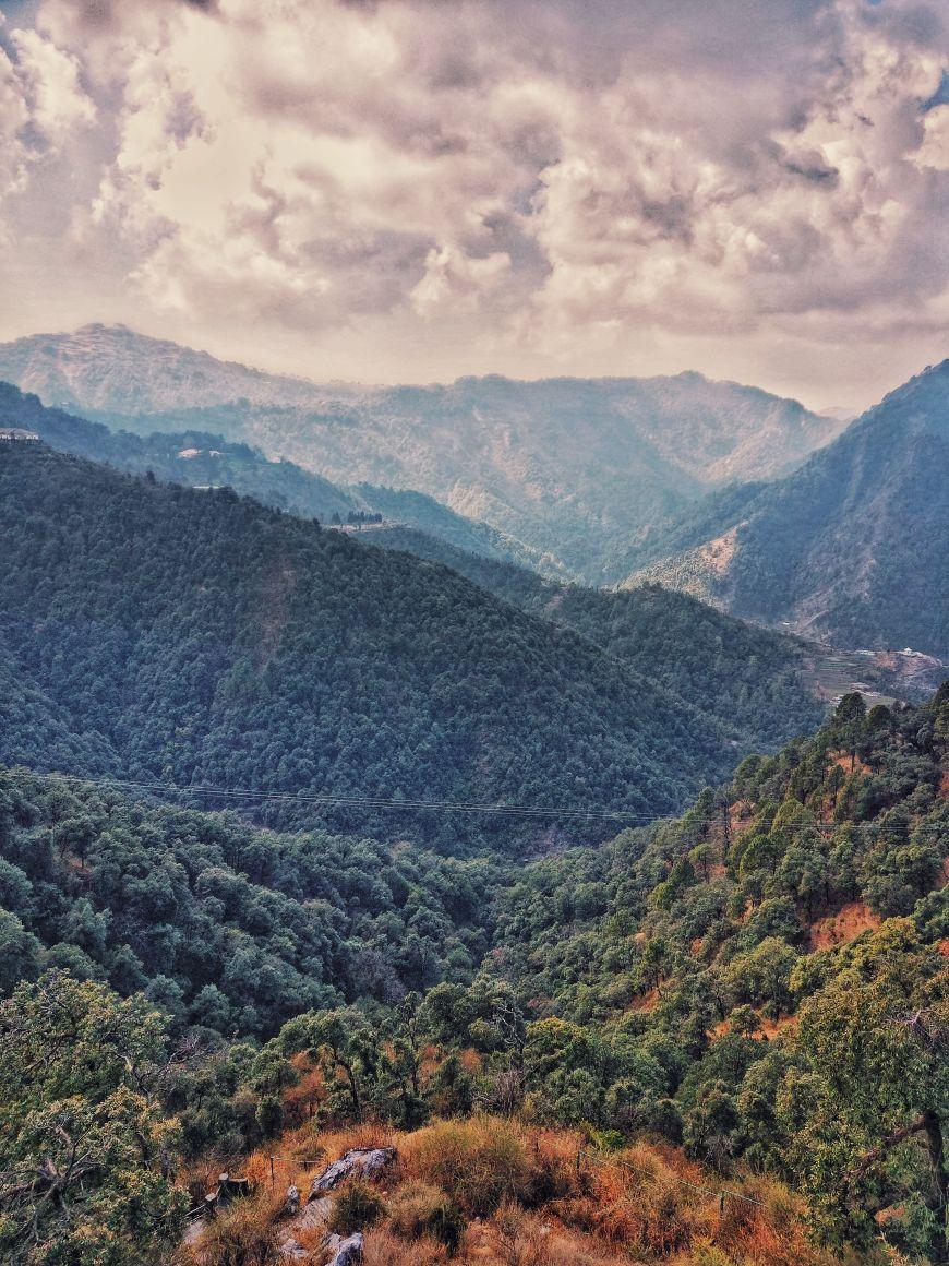Valley view_Landour