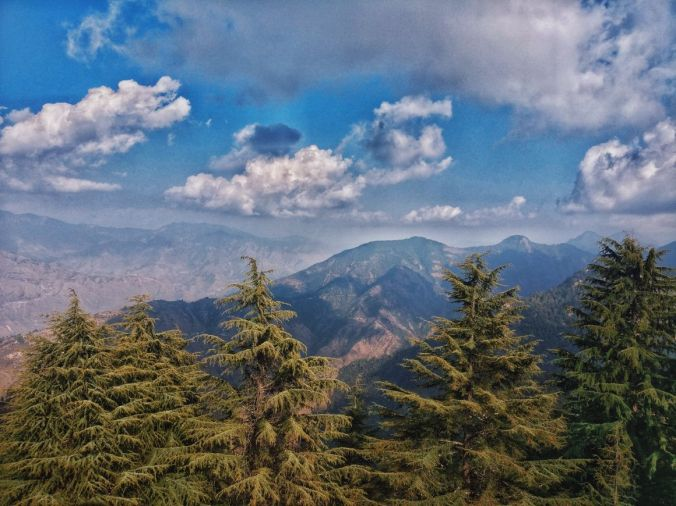 View from Lal Tibba