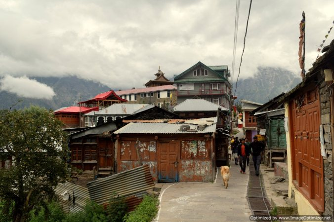 Kalpa village (2)