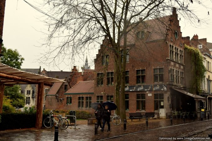 Ghent's contemporary culture